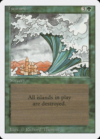 Tsunami [Revised Edition]