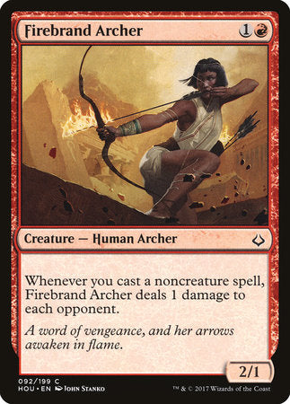 Firebrand Archer [Hour of Devastation]