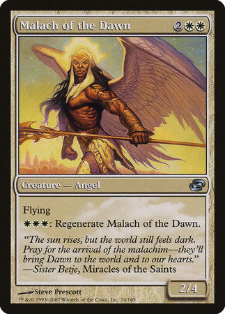 Malach of the Dawn [Planar Chaos]
