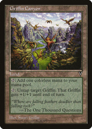 Griffin Canyon [Visions]