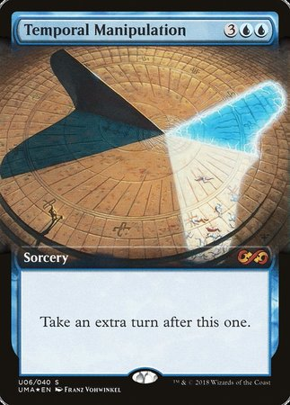 Temporal Manipulation [Ultimate Box Topper]