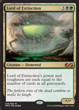 Lord of Extinction [Ultimate Masters]