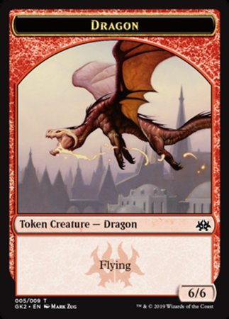Dragon [RNA Guild Kit Tokens] | OMG Games ON