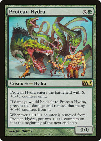 Protean Hydra [Magic 2011] | OMG Games ON