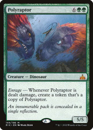 Polyraptor [Rivals of Ixalan] | OMG Games ON