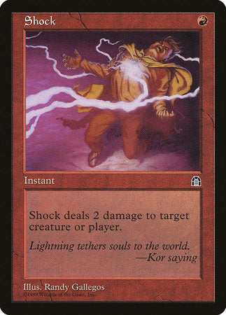 Shock [Stronghold]