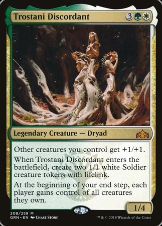 Trostani Discordant [Guilds of Ravnica] | OMG Games ON