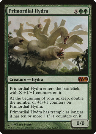 Primordial Hydra [Duels of the Planeswalkers Promos 2012]