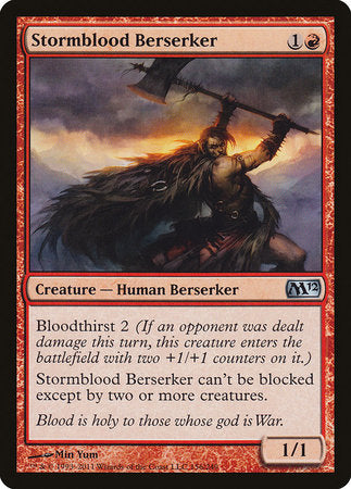 Stormblood Berserker [Magic 2012]