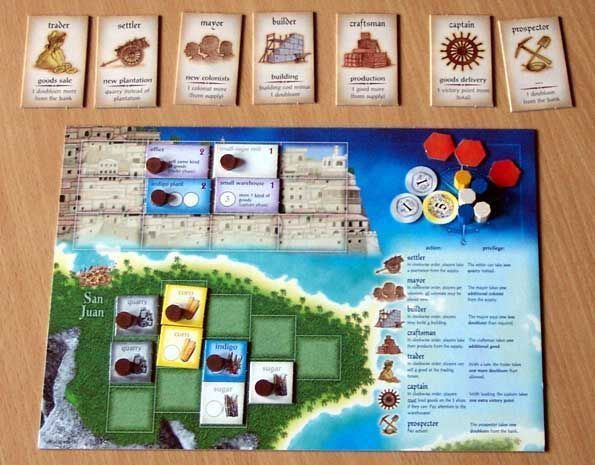 Puerto Rico | OMG Games ON