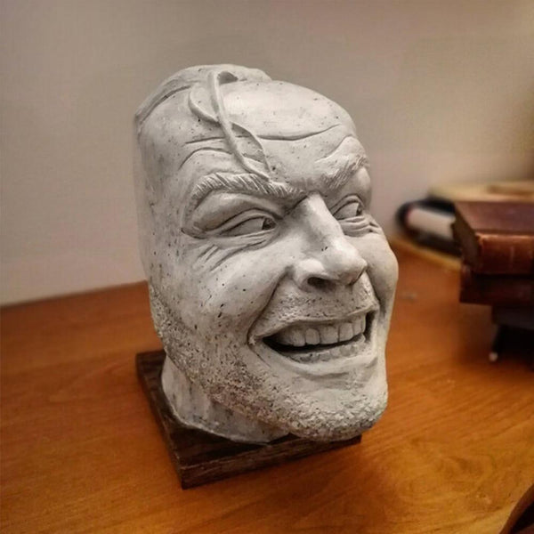 The Shining Here's Johnny Sculpture