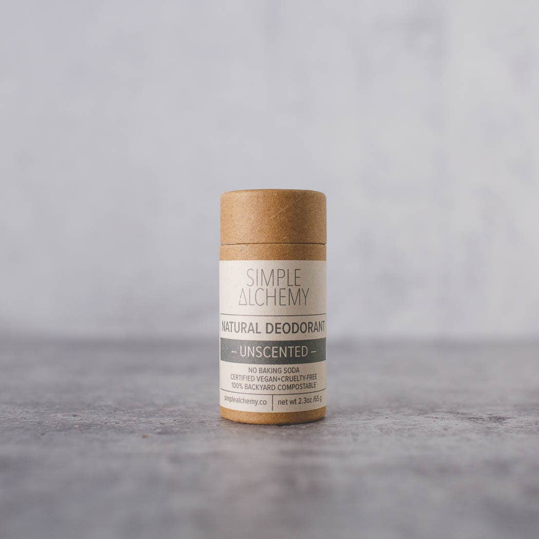 Simple Alchemy Co Natural Deodorant