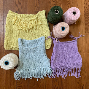 Cotton Baby Blanket Kit