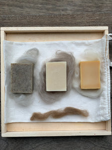 Southampton Soap Felting Kit
