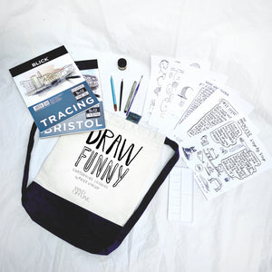Peter Spacek DRAW Funny Kit