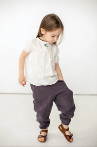 Jules Linen Childrens Pants