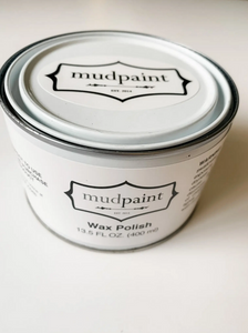 MudPaint Finishing Wax