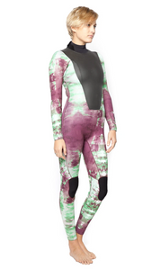 3mm Psychedelic Full Wet Suit
