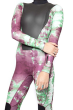 Load image into Gallery viewer, 3mm Psychedelic Full Wet Suit