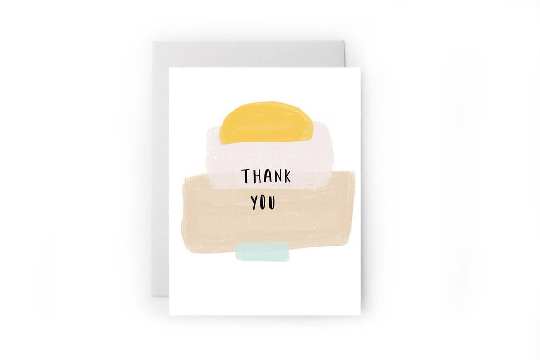 Thank you Sunrise Card