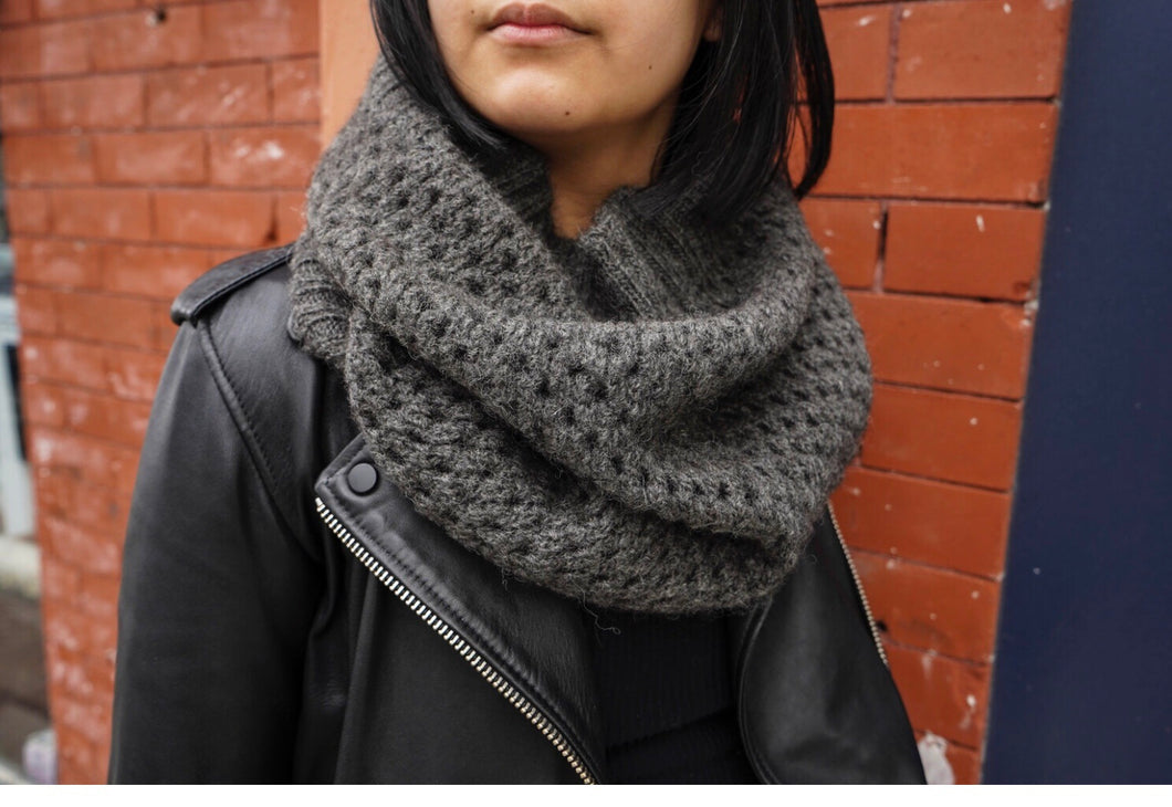 New York Native Lattice Cowl