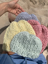Load image into Gallery viewer, Hand Knit Surf Caps All Ages