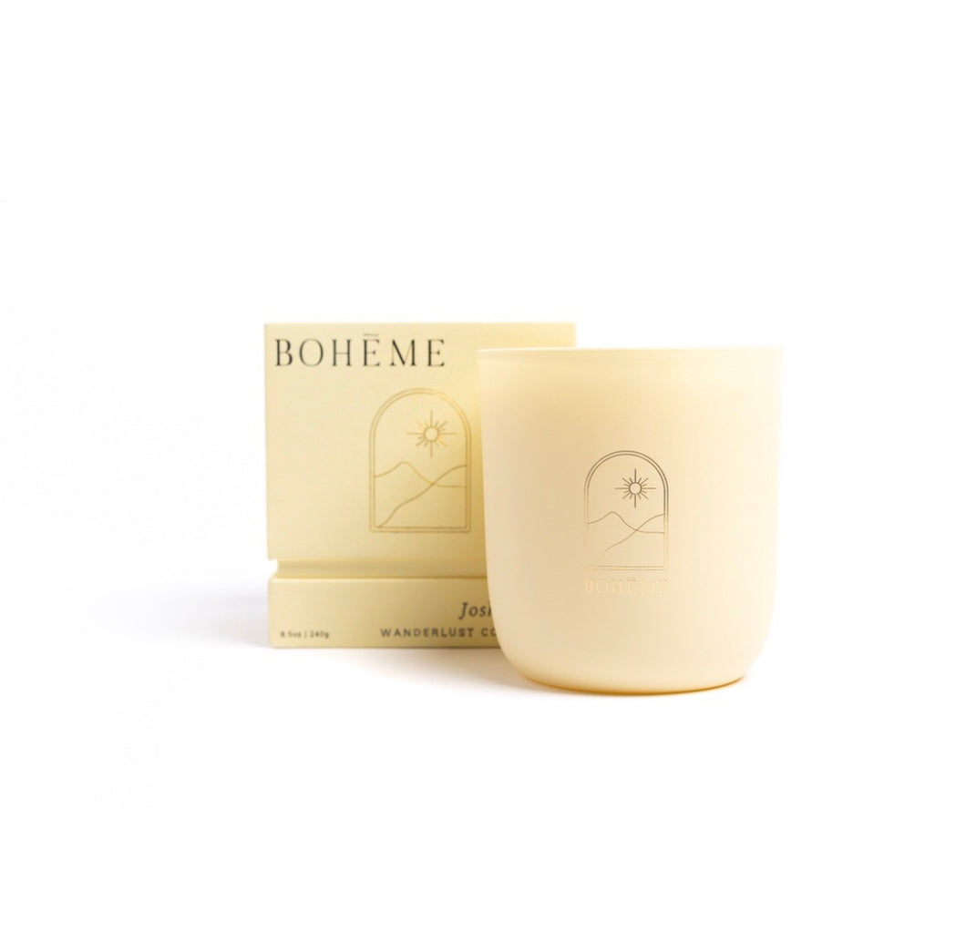 Boheme Fragrance Candles