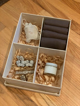 Load image into Gallery viewer, Block Print Linen Napkin Kit