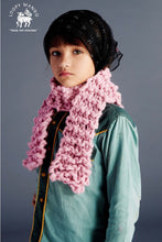 Load image into Gallery viewer, Loopy Mango Mini Scarf DIY Kit