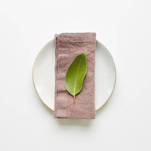 Linen Napkins - Set of 2 - Solid Colors