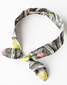 Lazybones Hair Wrap