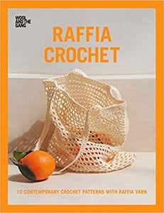Wool and the Gang Raffia Crochet