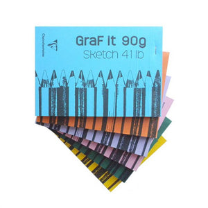 Clairefontaine Graf-It Sketchpads
