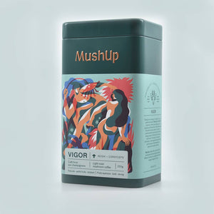 MushUp Physical Well Being Coffee - Vigor