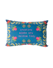 Load image into Gallery viewer, Creative Minds pillow Organic Cotton