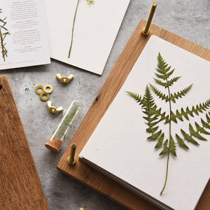 Wooden Flower Press Kits