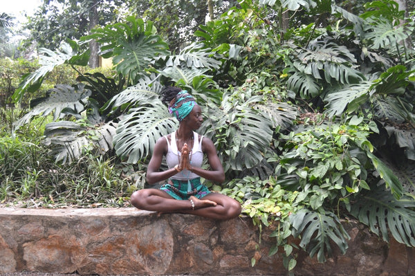 Meet Araba Ofori-Acquah - Yogi, Healer, and Wellness Coach