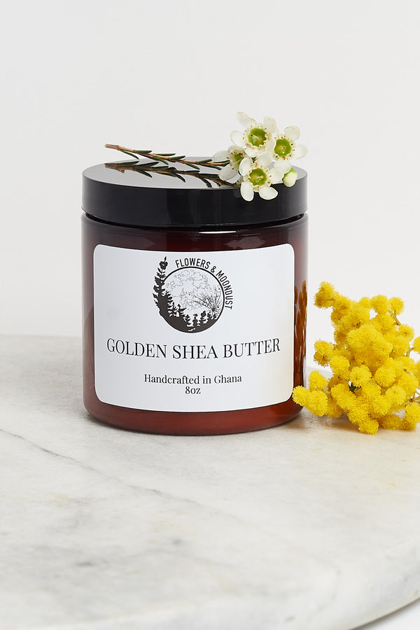 Golden Shea Butter