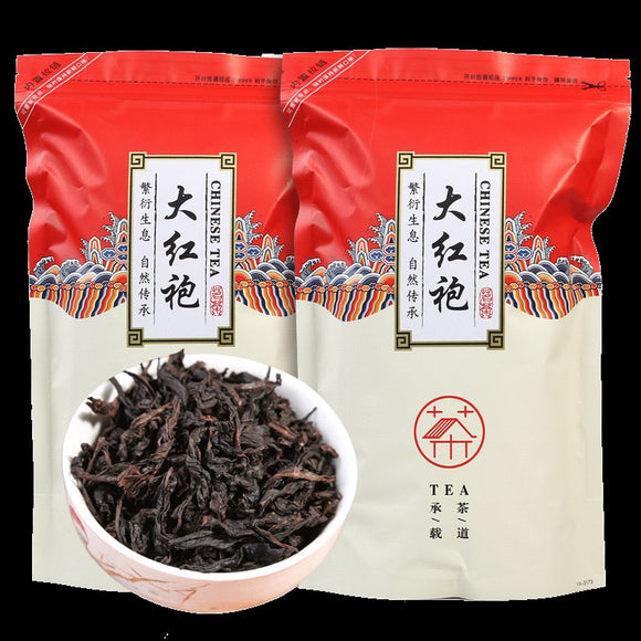 Big Red Robe Oolong Tea