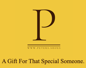 Peters Gift Card