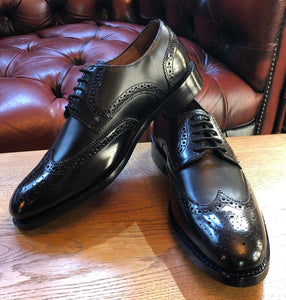 Classic Brogue by Peter