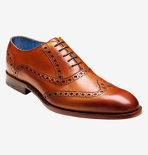 Load image into Gallery viewer, Grant - Mens Traditional English Brogue Shoe Cedar