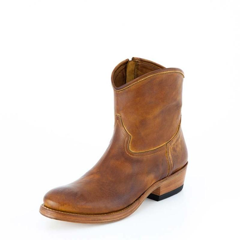 Tintar Cuero Simple Anklet Boot - peters-notts