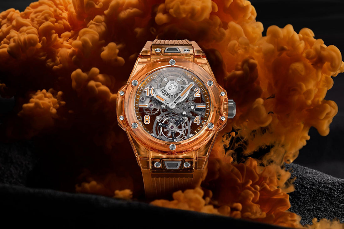 Bijouterie Michaud - Hublot - LVMH Watch Week