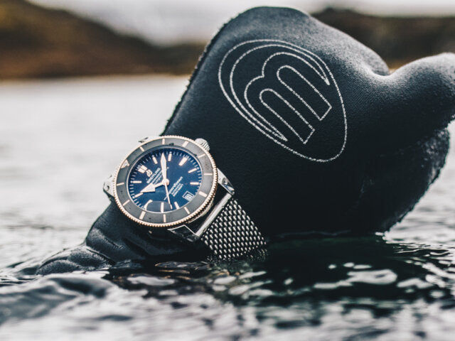 Divers' watches