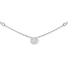 Necklace Diamond White Gold Joy XS