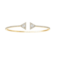 Bracelet Yellow Gold Skinny Théa