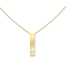 Necklace Diamond Yellow Gold My First Diamond