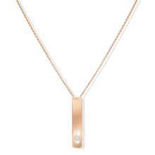 Necklace Diamond Pink Gold My First Diamond GM
