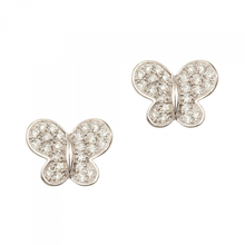White Diamonds Earrings
